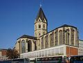 Koeln Altstadt-Nord St Andreas Andreaskloster 3 Denkmal 849.jpg