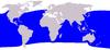 Kogia breviceps range