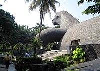 Komodo Indonesian Fauna Museum.jpg