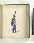 Koninklijk Holland. Hussar van het 3 Regiment. 1806 (NYPL b14896507-101478).tiff