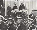 Koninklijk huis, koninginnen, prinsen, parades, mariniers, Bernhard, prins, Juli, Bestanddeelnr 017-0026.jpg
