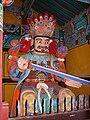 Korea-Busan-Beomeosa 6218-07 Guardian of the South.JPG