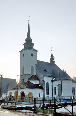 Local Catholic church