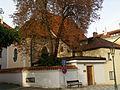 Kostel sv. Vavřince (Malá Strana), Praha 1, Hellichova 18, Malá Strana.JPG