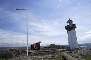 Ursholmen - Ursholmen Lighthouses