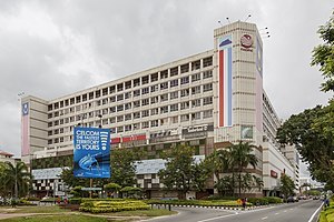 Centre Point (shopping mall) - Image: Kota Kinabalu Sabah Centre Point Mall 01