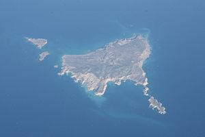 Koufonisi (Crete) - Aerial photo of Koufonisi