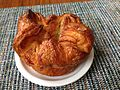 Kouign amann pastry from B. Patisserie in San Francisco.JPG