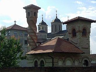 Kovilj - Kovilj Monastery.