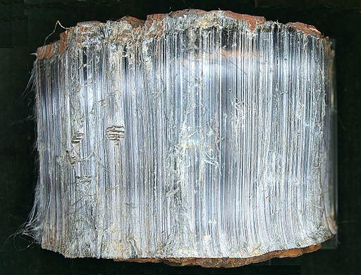 Krokydolith - Mineralogisches Museum Bonn (7385)
