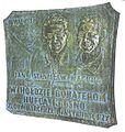 Krosno-Jan and Stanislaw Magura plaque.jpg