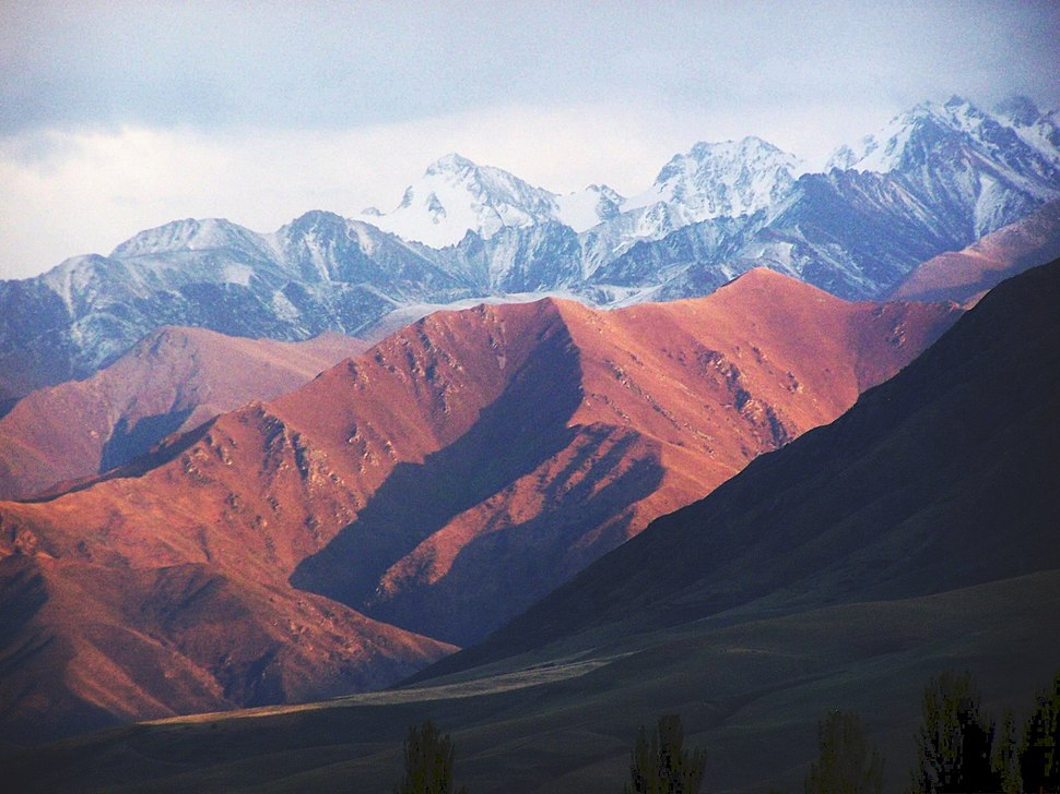 KyrgyzAlatauMtns2 Kyrgyzstan