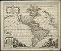 L'Amérique Septentrionale and Meridionale divisée en ses principales parties, ou sont distingués les vns des autres les estats suivant qu'ils appartiennent presentement aux François, Castillans, (4072627616).jpg