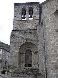 L`eglise et le clocher.JPG