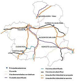 CastillaLa Mancha  Wikipedia la enciclopedia libre