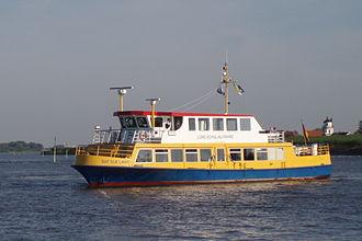 Lühe - Lühe-Schulau ferry