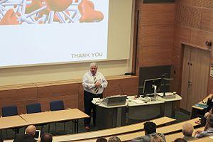 David Price (British academic) - David Price in 2016