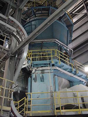 Rawmill - A medium-sized dry process roller mill