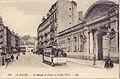 LL 180 - LE HAVRE - La Banque de France et la Rue Thiers.jpg