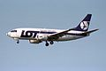 LOT - Polish Airlines Boeing 737-53C SP-LKH (27670947433).jpg