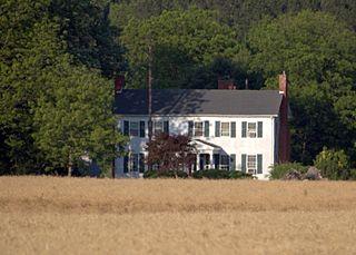 Catalpa Farm building in Maryland, United States