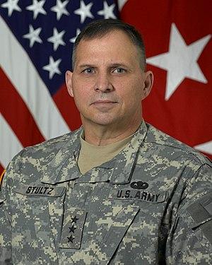 Jack C. Stultz - Lieutenant General Jack C. Stultz, Jr.  Commander, United States Army Reserve