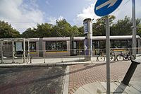 LUAS AT STEPHENS GREEN (1459647785).jpg
