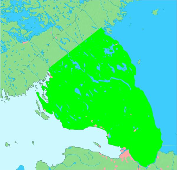karelian isthmus wikipedia