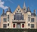 La façade sud de la fondation Deutsch de la Meurthe (CIUP) (8007277735).jpg