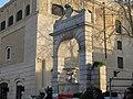 La fontana ferdinandea in piazza vittorio veneto.jpg