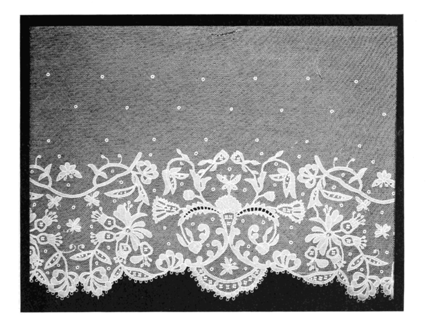 Real Irish Appliqué.
