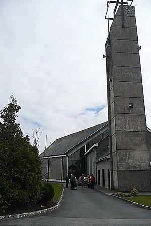 Lackagh - Lackagh church