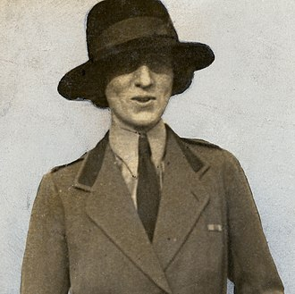 Gertrude Denman, Baroness Denman - Lady Denman as chair of NFWI