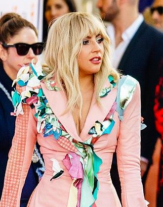 Lady Gaga videography - Gaga attending the 2017 Toronto International Film Festival