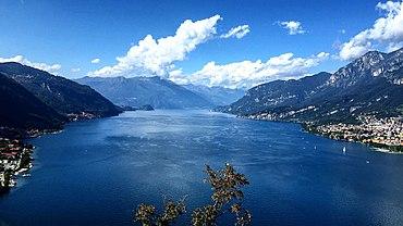 Lago di como wikipedia for Disegni di laghi
