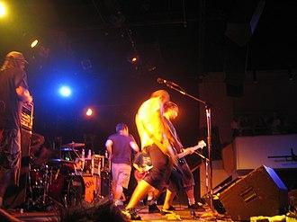 Skate punk - Skate punk band Lagwagon