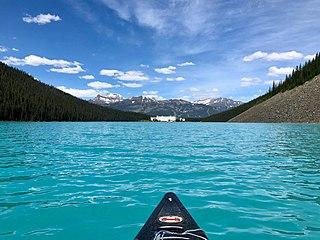 Lake Louise, Alberta Hamlet in Alberta, Canada