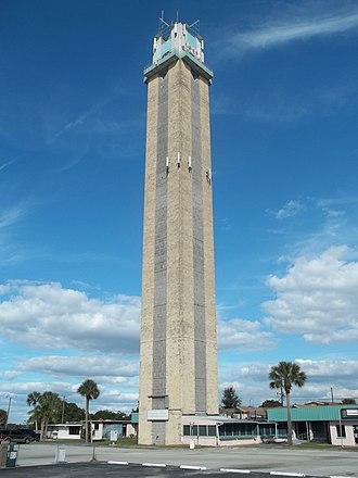 Lake Placid, Florida - Lake Placid Tower