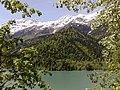 Lake Riza. Abkhazia - panoramio.jpg