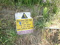 Lake public footpath SS60 cliff erosion warning sign.JPG