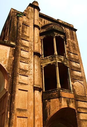 Dhaka - Ruins of Lalbagh Fort