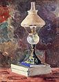 Lamp by Aoki Shigeru (Kawamura Art Museum).jpg