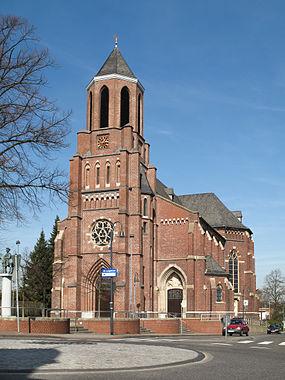 Citykirche St. Nikolaus - Aachen