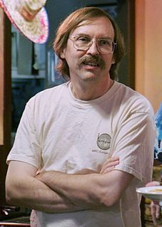 Larry Wall American computer programmer and author, creator of Perl