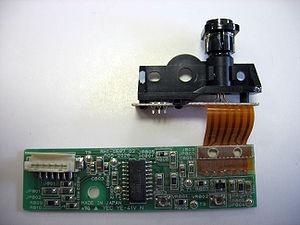 HP LaserJet - Laser head from HP LaserJet 5L printer