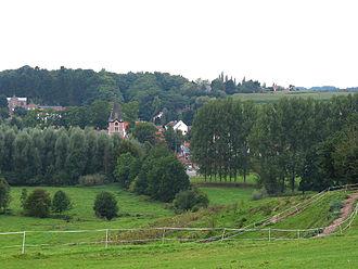 Lasne - View of Lasne