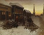 Last Tavern at Town Gate (Perov, 1868) - Google Art Project.jpg
