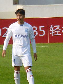 Lau Tak Yan Hong Kong footballer