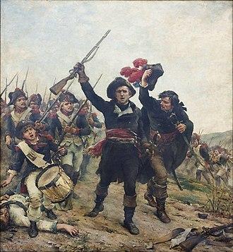 Battle of Wattignies - Image: Lazare Carnot Wattignies