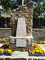 Le Bellay-en-Vexin (95), monument aux morts.JPG